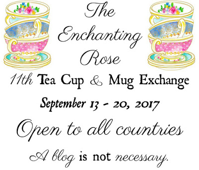11th Tea Cup Exchange