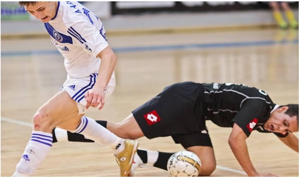 d029b9245b Em mais uma desafio válido pela Superliga Russa de Futsal