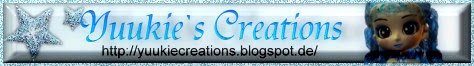 Yuukie`s Creations Banner