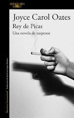 'Rey de Picas' de Joyce Carlo Oates, novela policiaca
