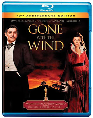 Gone with the Wind 1939 BRRip 480p 650MB ESub