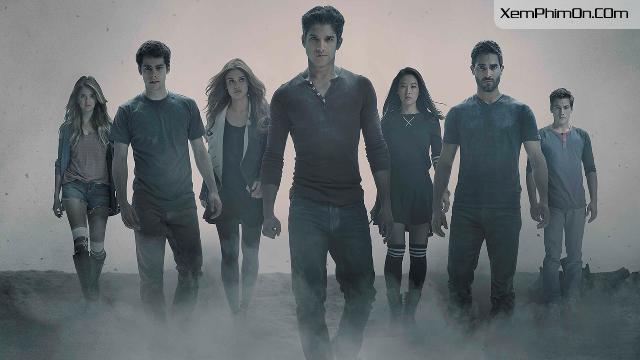 người sói teen phần 4, teen wolf season 4