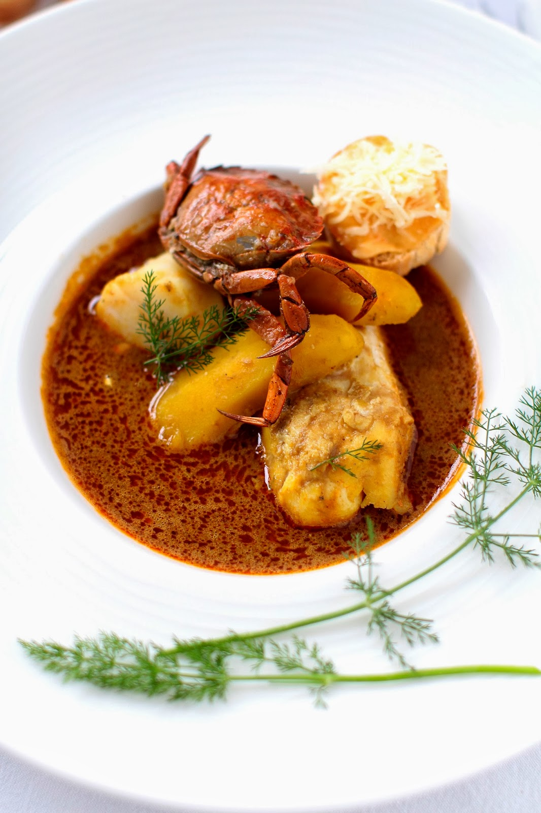 bouillabaisse simplified my simplified fish bouillabaisse simple la ...