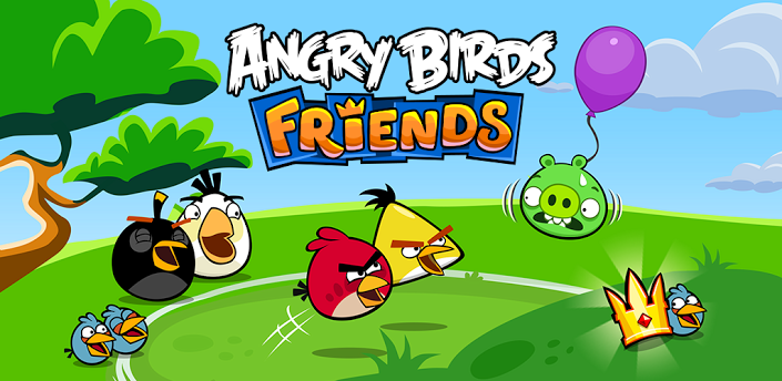 Angry Birds Friend