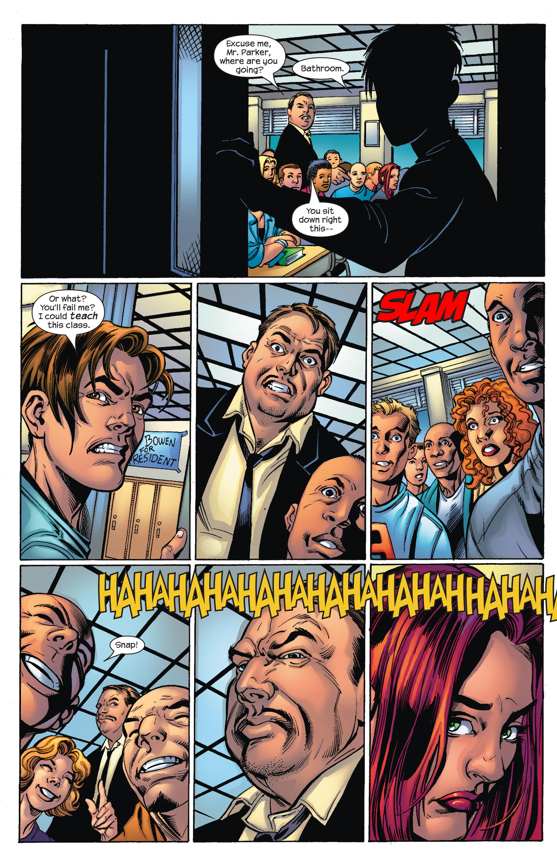 Ultimate Spider-Man (2000) Issue #79 #83 - English 8