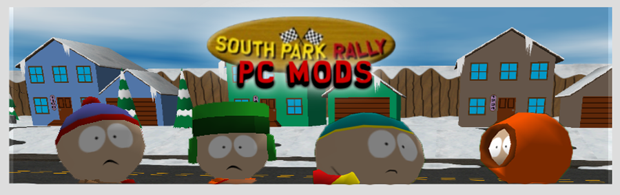 South Park Rally PC MODS