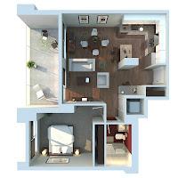 3d Floor Plan6