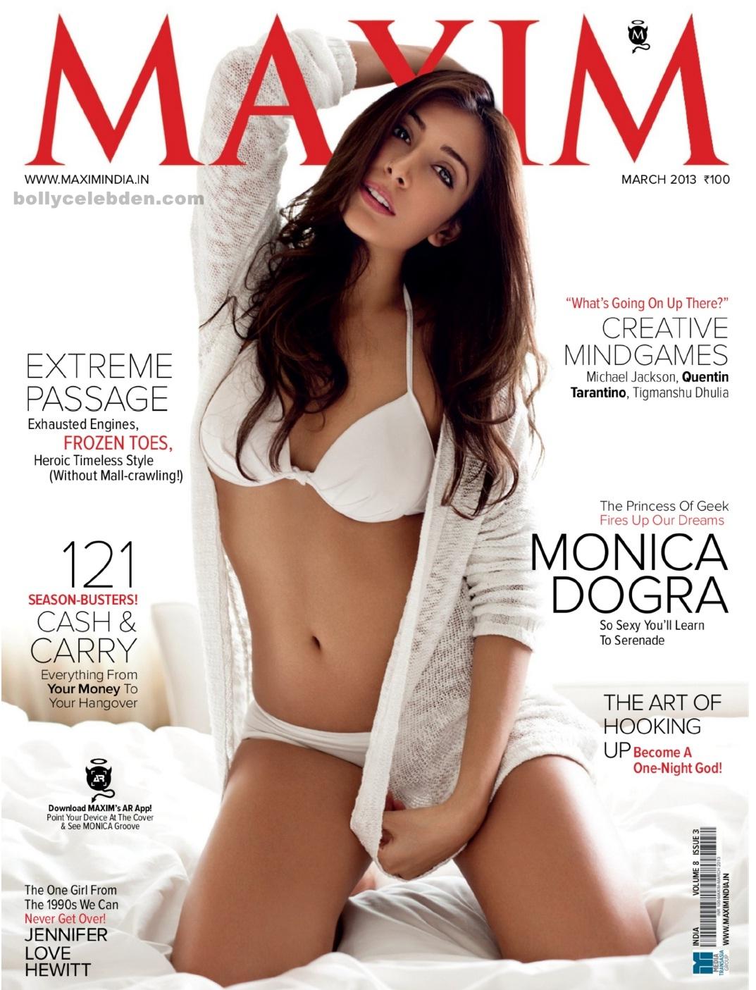 Monica Dogra Maxim
