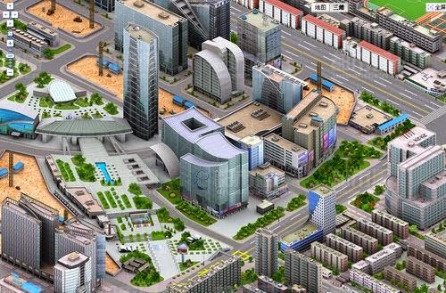 Nokia, Baidu, maps, online maps