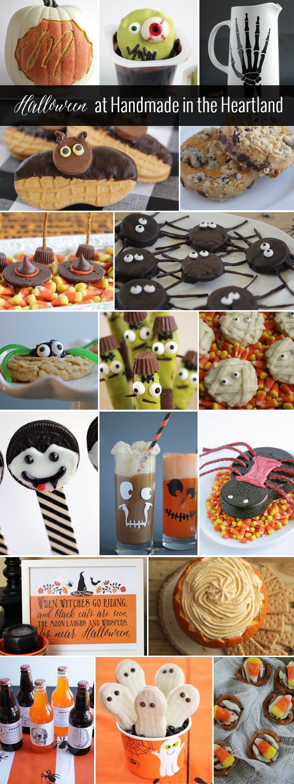 Halloween Recipes and Projects