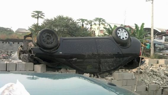 News : An Accident in Ajah on Dec. 27th  [ Photos ]