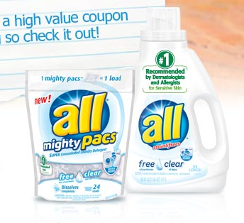 Printable all laundry detergent coupons november 2018