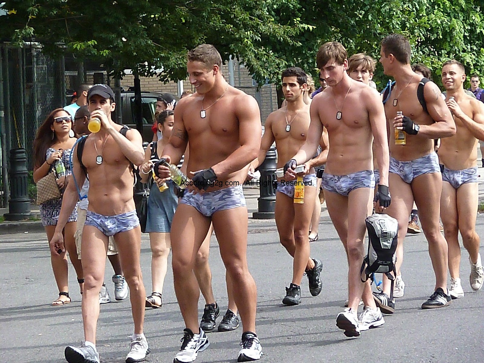 gay pride march nyc