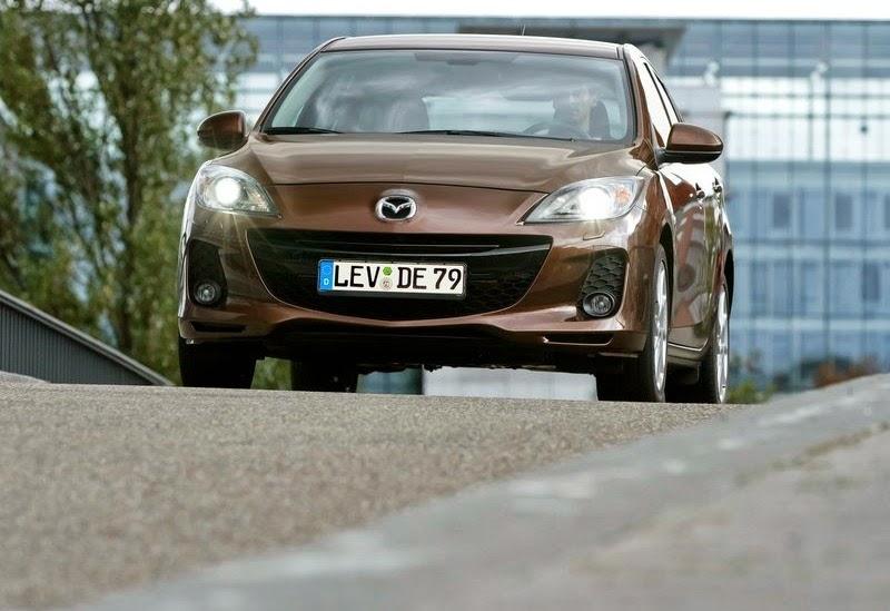 صور سيارة مازدا 3 2012 Mazda 3