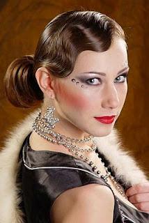 Peinados de Novia Vintage, parte 3