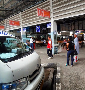 Hat Yai Main Bus Terminal