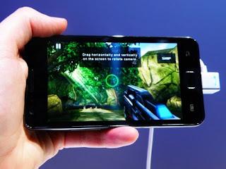 Samsung S2 Galaxy beat the Apple iPhone 4