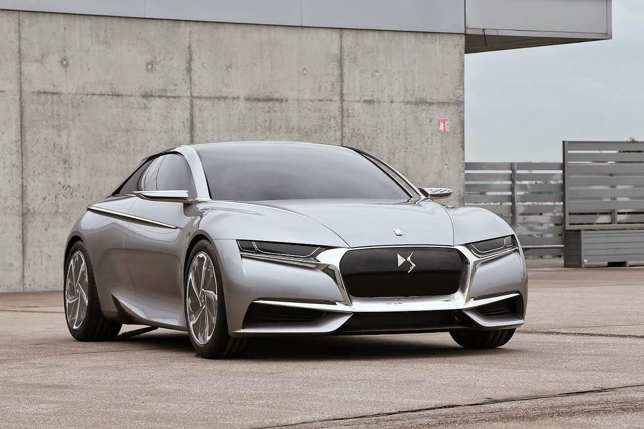 Citroen Divine DS : Concept Cars