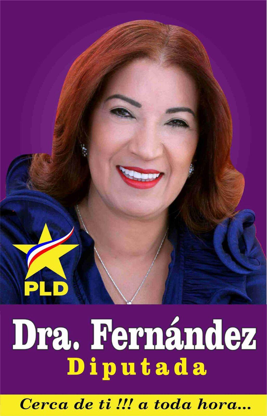Dra. FERNANDEZ DIPUTADA