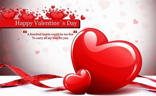 Meaning Happy Valentine's Day Wishes For Facebook 2014