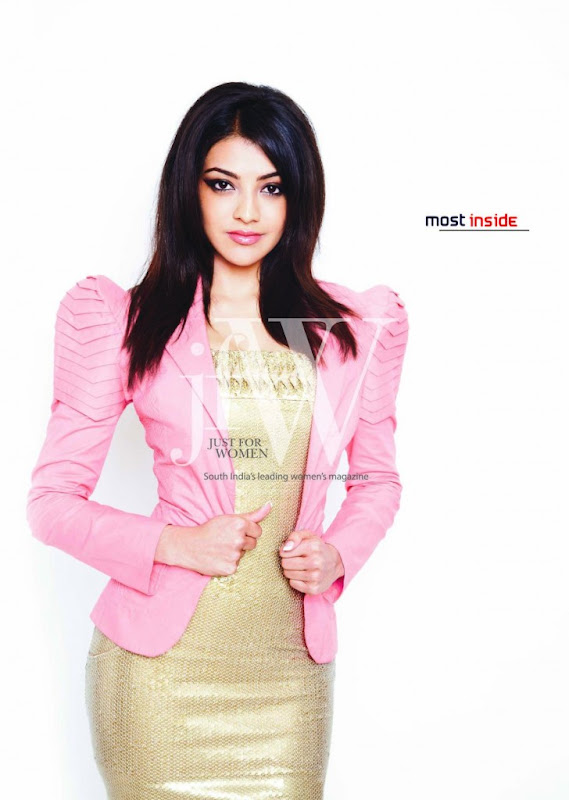 Kajal Agarwal New Photoshoot for JFW Magazine wallpapers