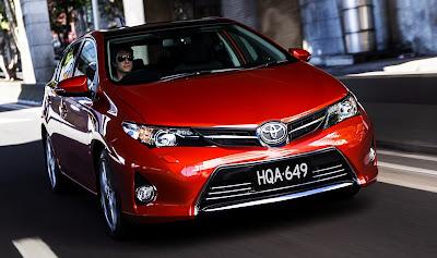 Toyota Corolla 2013 New