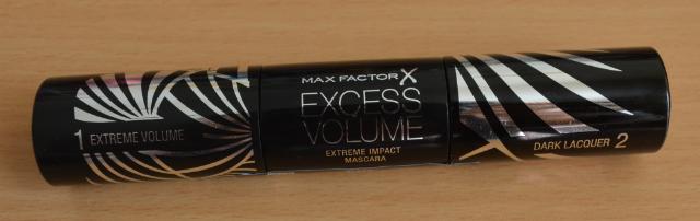 Maxfactor excess volume extreme impact mascara