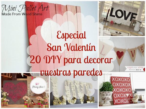 San Valentin Decorar Habitacion ~ guirnaldas para decorar  Aprender manualidades es facilisimo com