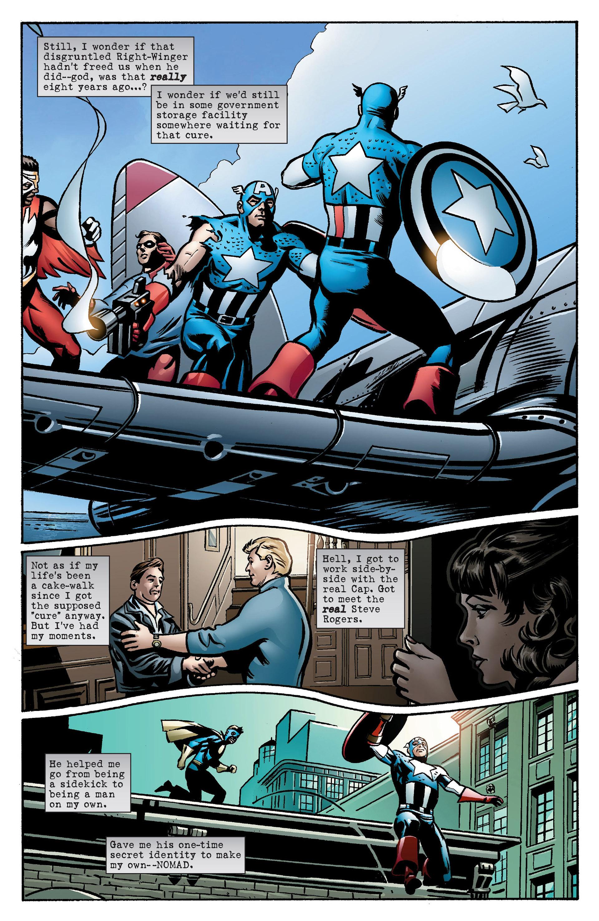 Captain America (2005) Issue #7 #7 - English 7
