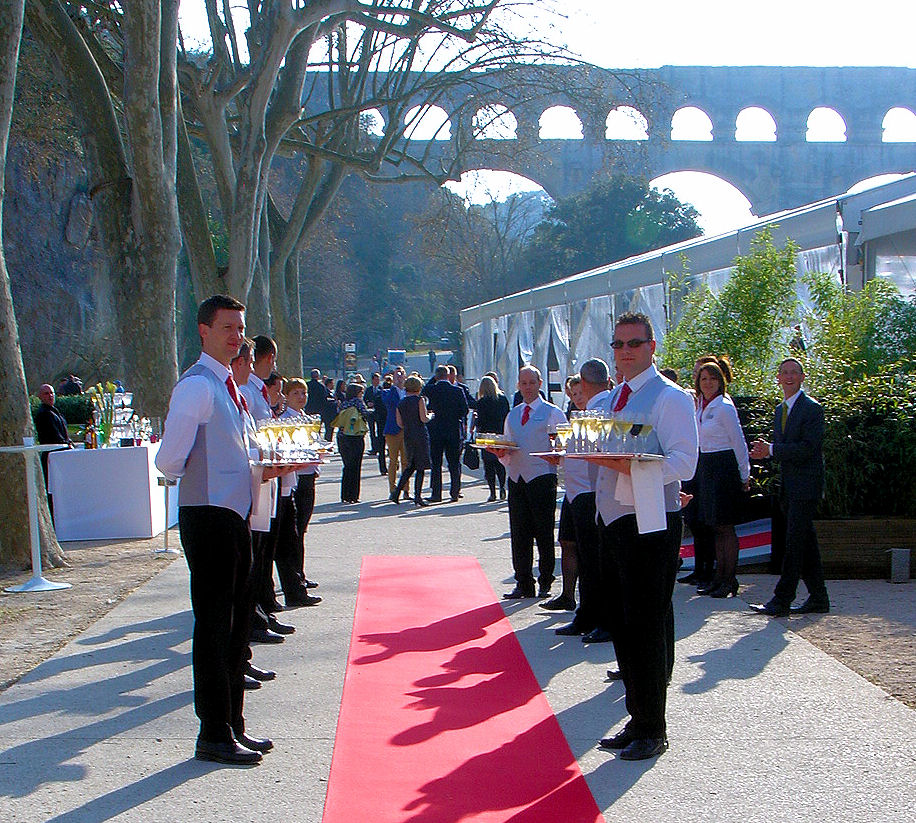 Viking Cruises rolled out the red carpets for all of us!