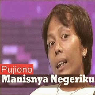 Pujiono - Manisnya Negeriku (CD Rip)