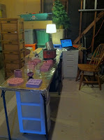 Candle Making Space