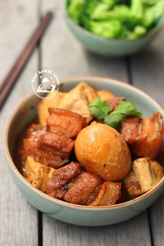Vietnamese pork belly egg recipe