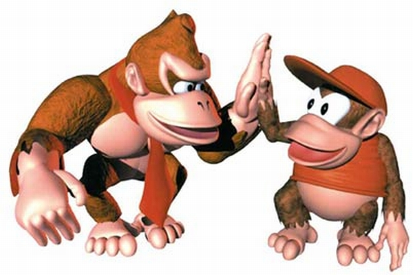 dk+high+five - High five buddies - Photos Unlimited