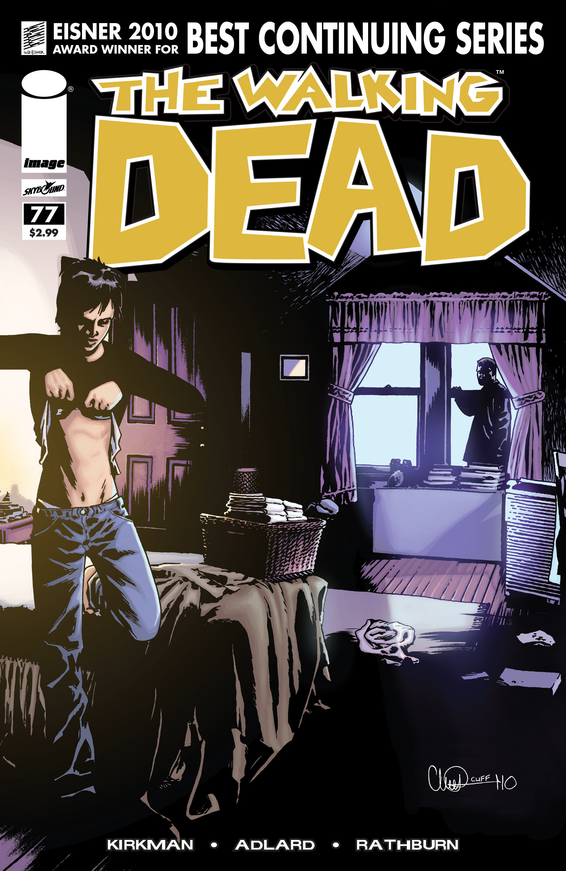 The Walking Dead Issue #77 Page 1