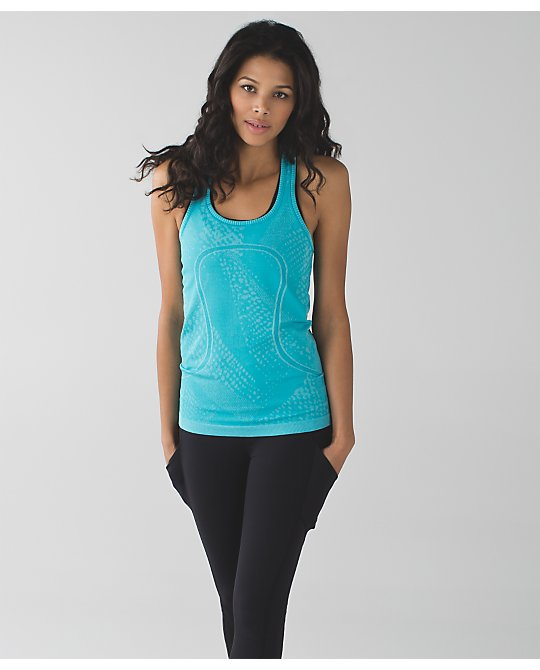 lululemon peacock-swiftly-tank