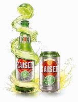 Kaiser com limão