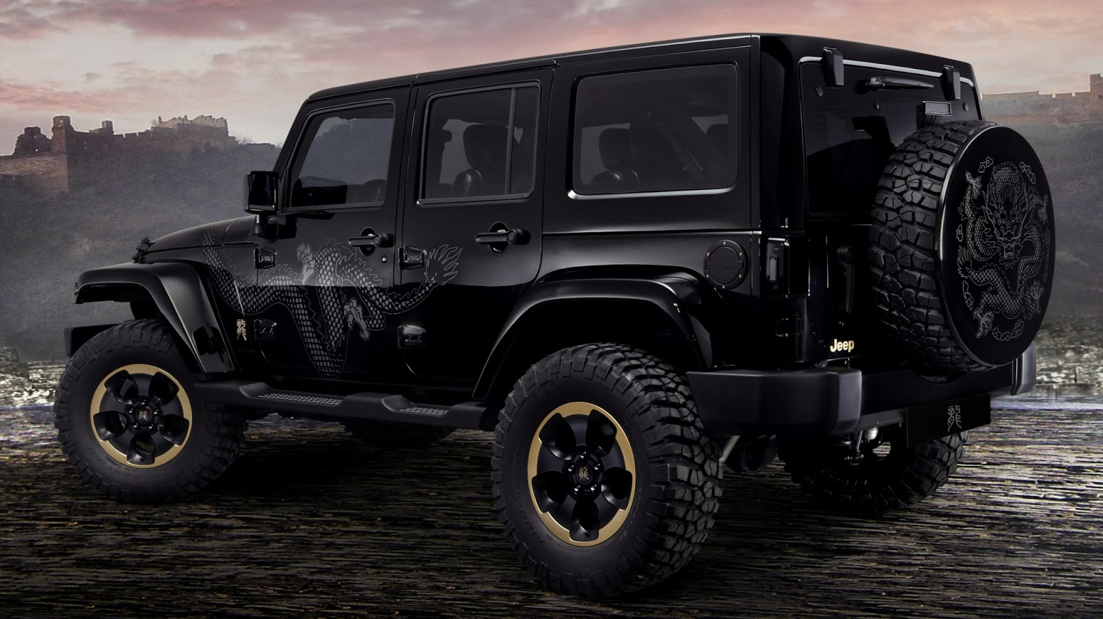 When ate the 2014 jeep wrangeler coming put autos weblog