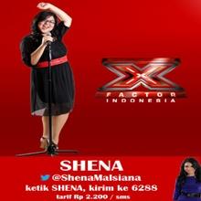 Shena Malsiana - Inikah Cinta (ME) (X Factor Indonesia) [iTunes]