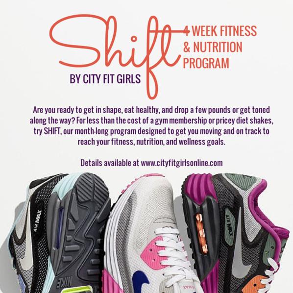 city fit girls shift