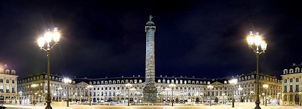 Place Vendome w Paryżu