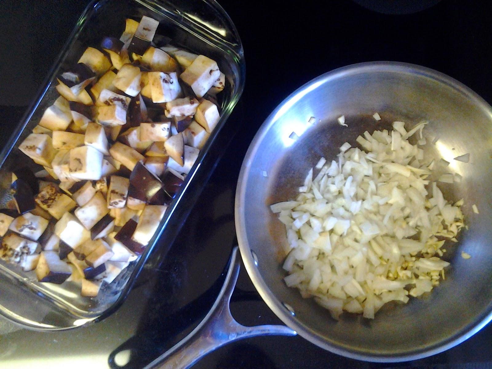 eggplant burgers recipe