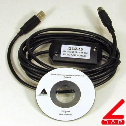 Cáp lập trình FX-USB-AW