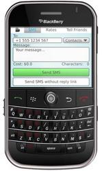 Rebtel mobile VoIP app for BlackBerry released