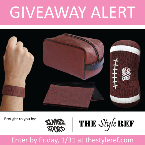 Giveaway: Zumer Sport Football Prize Pack