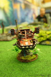 genesis chapter land speeder 40k