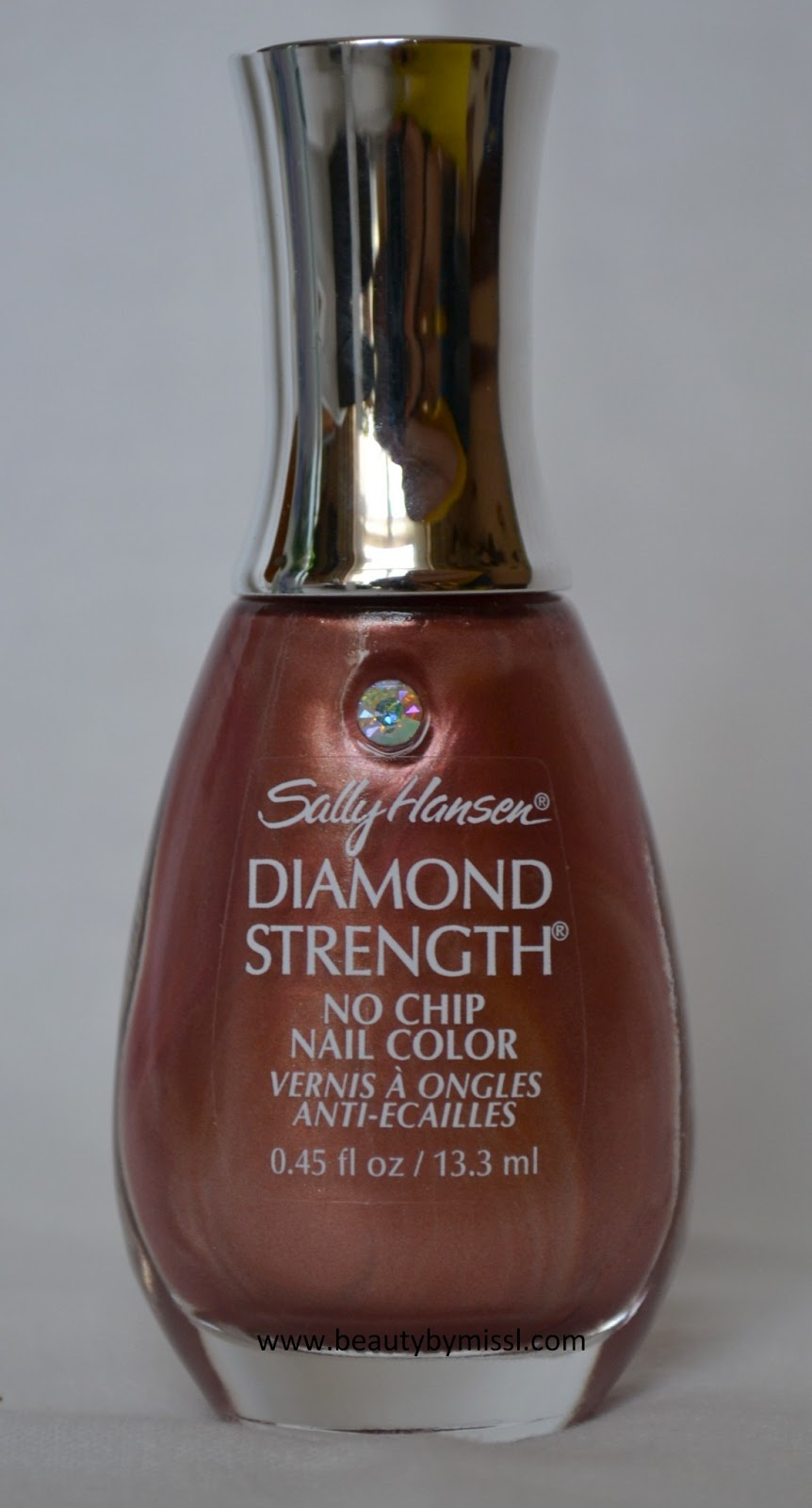 Diamond Strength nail polish