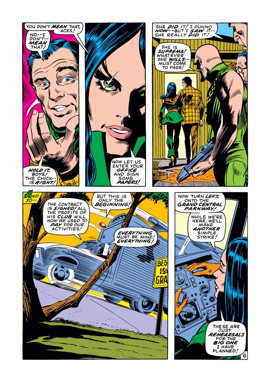 Captain America (1968) Issue #123 #37 - English 7