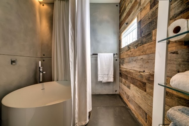 Imagenes Baño Rustico:Hermosas fotos de baños rústicos – Colores en Casa