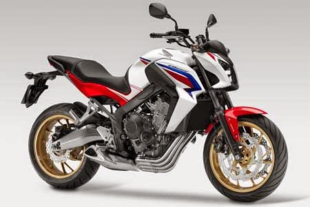 Gambar motor Honda CB600F Terbaru